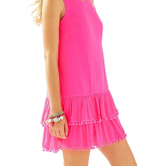 Lilly Pulitzer Natashia Dress EUC